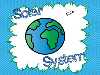 Solar System for Elementary Students