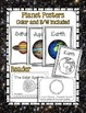 Solar System {Emergent Reader, Lift the Flap Activity, Posters}
