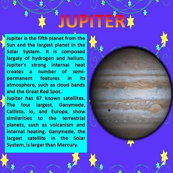 Solar System - Space - Sun - Mercury - Venus - Earth - Mars - PowerPoint Lesson