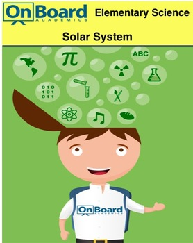 Science Solar Systems-Interactive lesson