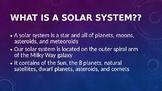 Solar Systen PPT