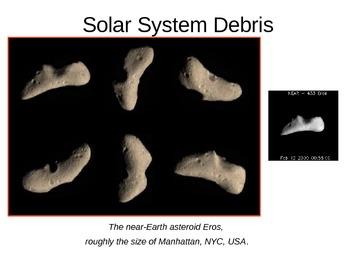 Solar Sytem Debris Power Point