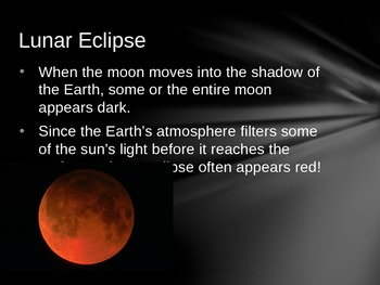 Solar and Lunar Eclipse PPT