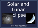 Solar and Lunar Eclipses Powerpoint