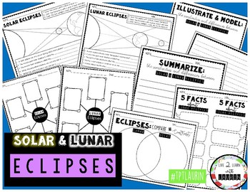 Solar and Lunar Eclipses (Compare and Contrast)