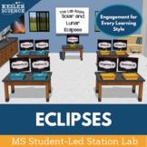 Eclipses Student-Led Station Lab