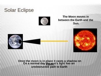 Solar vs Lunar Eclipses