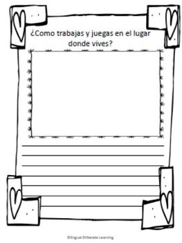 """Solaridad Spanish Poem and activities """"Completely in Spanish"""""""