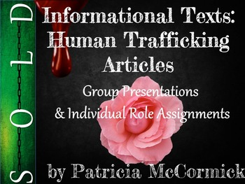 Sold: Human Trafficking Articles & Student Presentations