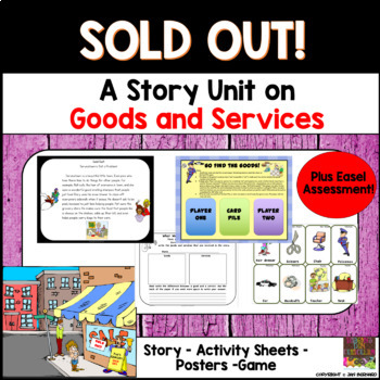 Sold Out A Unit About Goods and Services