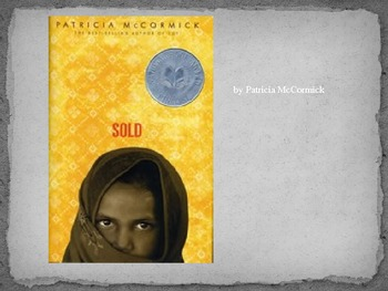 Sold- Powerpoint Presentation- by Patricia McCormick