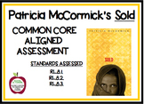 Sold Test (Modeled After Smarter Balanced) - Common Core Aligned