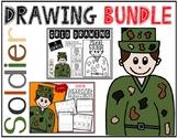 Veteran's Day & Memorial Day SOLDIER Drawing Bundle