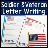 Veterans Day Writing: Soldier & Veteran Letter: Write a Letter to a Soldier