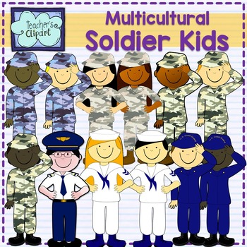 soldier kids clipart multicultural social studies clip art tpt soldier kids clipart multicultural social studies clip art