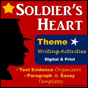 Soldier's Heart - Determining Theme