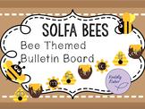 Solfa Bees - Bulletin Board Set