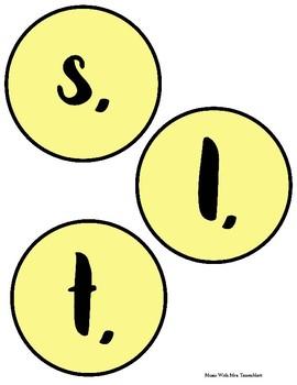 Solfa Discs: Yellow