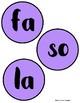 Solfa Discs: Purple