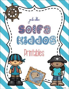 Solfa Kiddos ~Pirate Theme~