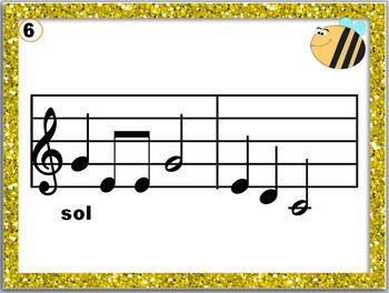 Solfa {Melodic Concepts Singing Bee Solfa Game}