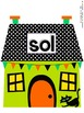 Solfa Street (Halloween Theme): Halloween Music Bulletin Board Printables