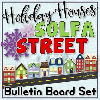 Solfa Street (Winter Holiday Theme): Christmas/Winter Musi