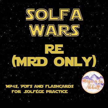 Solfa WArs {re, mi-re-do, edition}