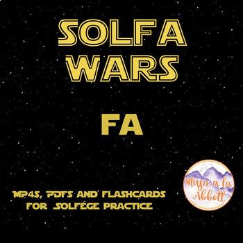 Solfa Wars {fa edition}