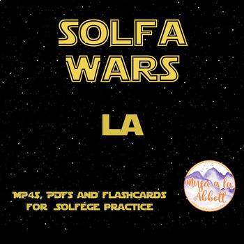 Solfa Wars {la edition}