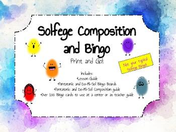 Solfege Composition and Bingo