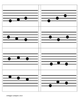 Solfege Concentration Music Game