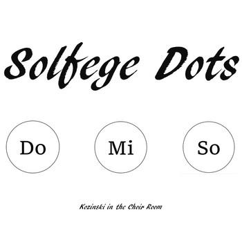 Solfege Dots
