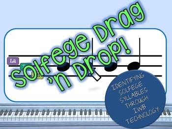 Solfege Drag 'n Drop!