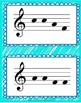 Solfege Flashcards for Sol Mi La and Do