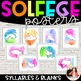 Solfege Hand Sign Posters {Kodaly/Curwen} {Watercolor Musi