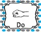 Solfege Hand Signal Posters- Design 1: Polka Dots