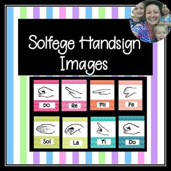 Solfege Handsign Images