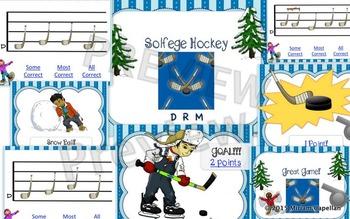Solfege Hockey Bundle
