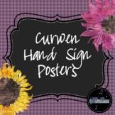 Flower Solfege Ladder Posters
