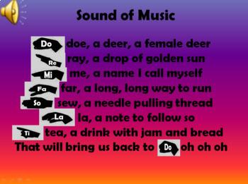 Do Re Mi The Sound of Music