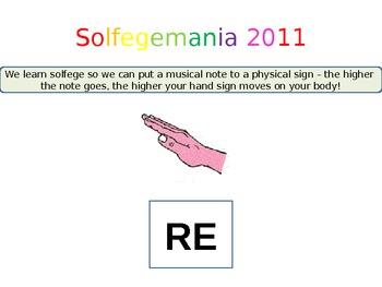 Solfege Mania
