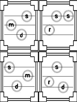 Solfege Memory Card Game