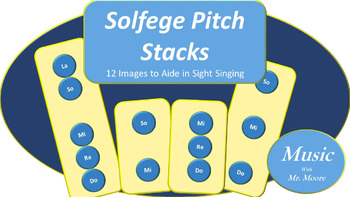 Solfege Pitch Stacks: Helpful Visuals for Sight Singing