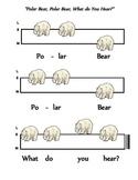 "Solfege Poster for Brannick/Carle's ""Polar Bear, Polar Bea"