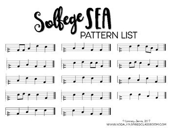 Solfege Sea: A game to practice the melodic concept do
