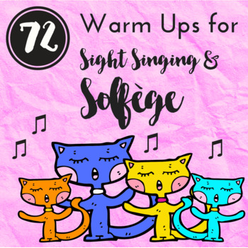 Solfege & Sight Singing Warm Ups