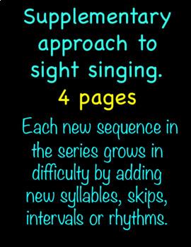 Solfege Singing Practice