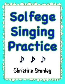 Solfege Middle School Worksheets & Teaching Resources | TpT