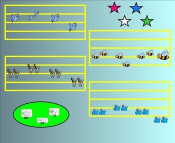Solfege Song Matching BUNDLE